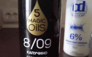 Масло для окрашивания волос: масляная основа, отзывы о профессиональной краске без аммиака