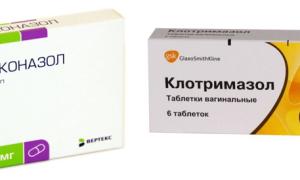 Клотримазол и Флуконазол — можно ли принимать одновременно (совместимость)