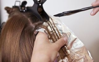 Покраска волос: колорирование самостоятельно и схема окрашивания дома