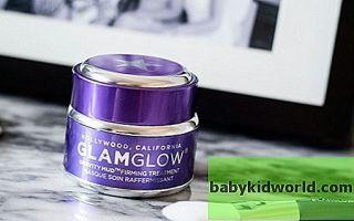 Glamglow (Глэмглоу) маска для лица: оранжевая и фиолетовая, 8 популярных продуктов