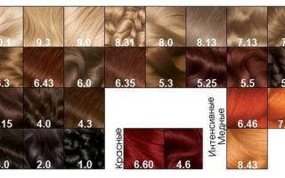 Гарньер Олиа: палитра цветов красок для волос, отзывы о средстве и оттенки