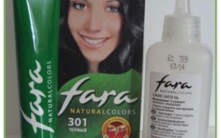 Fara wow colors (Фара уау колорс): отзывы о краске для волос и палитра оттенков по номерам