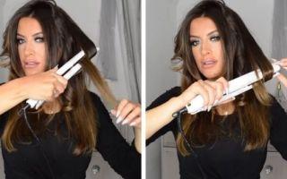 Кудри на карандаш: кудряшки с утюжком на длинные и как накрутить волосы?