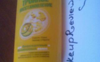 Масло для волос Гарньер Фруктис (Garnier Fructis): отзывы покупателей и немного о производителе