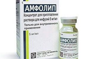 Амфоцил — инструкция по применению, цена, отзывы и аналоги