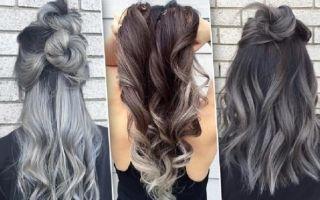 Пепельное окрашивание на короткие волосы: 8 оттенков и цветов для стрижки с колорированием