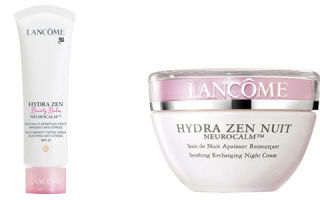 Ланком (Lancome) — отзывы о кремах и косметике для лица Женефик и Гидра зен из каталога