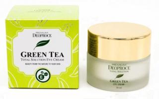 Eye cream (Ай крем) — корейский крем для кожи вокруг глаз, лучшая косметика от морщин