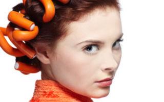 Папильотки: как пользоваться бигуди для волос, что это такое и как накрутить кудри на длинные