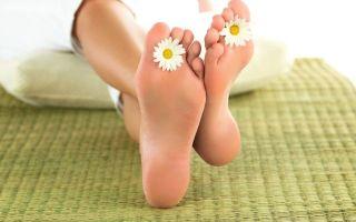 Везикулярный грибок стопы — формы и лечение