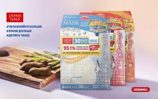 5 лучших японских масок для лица: многоразовые, с коллагеном и гиалуроновой кислотой