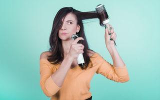 Спрей для волос термозащита и другие 24 вида: питательные, увлажняющие, воск от секущихся концов