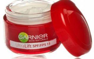 Крем Гарньер (Garnier) для лица увлажняющий 25+: дневной живительное увлажнение 35+, активный лифтинг 45+, отзывы о косметике из каталога