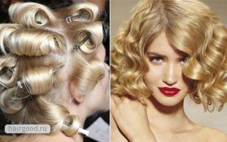 Бигуди-липучки: как пользоваться для прикорневого объема на средние волосы?