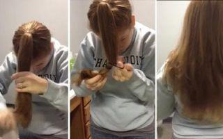 Подстригать кончики волос: как подстричь и как часто нужно подравнивание, способы правильно подровнять