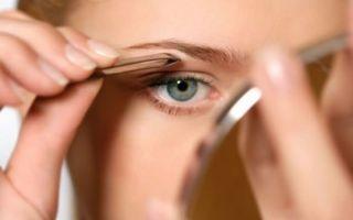 Как смыть краску с бровей в домашних условиях: как быстро стереть с кожи, чем убрать?