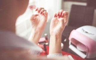Почему пузырится лак на ногтях после нанесения: сушки и высыхания геля