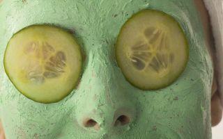 Огуречная маска для лица: чем полезен огурец, сок от морщин в домашних условиях и польза для кожи