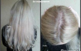 Краска Коралл: палитра цветов для волос и отзывы покупателей, советы по применению