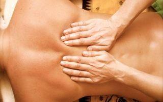 Массаж спины: польза и показания для здоровья женщины и чем полезен для организма