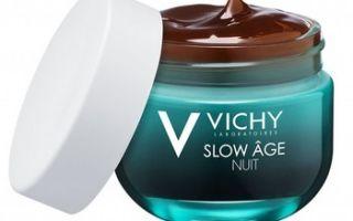 Виши (Vichy) крем для лица ночной: 6 лучших (Идеалия маска и пилинг, Лифтактив от морщин)