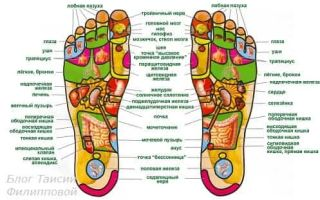 Массаж стоп: как правильно делать рефлекторный для ступней, польза и вред для ног