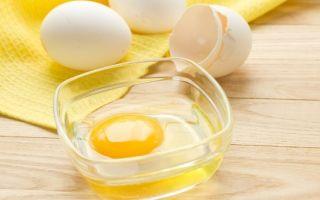 Маска из белка для лица: яичная с сахаром в домашних условиях и подтягивающая белковая из яйца с лимоном