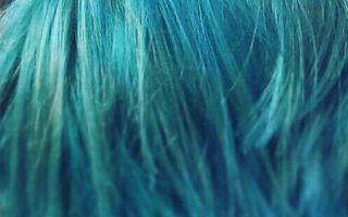 Зеленые волосы: темно-изумрудный цвет краски и как покрасить зеленкой, как получить темные и тоника кислотно в домашних условиях