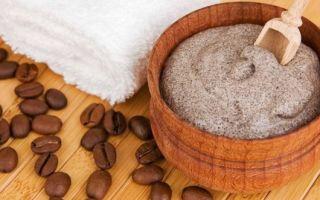 Маска из кофейной гущи для лица: польза и вред, сколько держать скраб и использование кофе для кожи