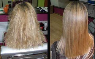 Ламинирование волос в домашних условиях профессиональными средствами: что нужно и составы Эстель