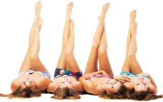 Лазерная эпиляция бедер, голеней и ног полностью — сколько процедур нужно для полного удаления волос?