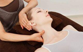 Массаж при остеохондрозе шейного отдела позвоночника: отзывы о лечебном дома