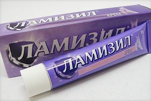 Крем и мазь ламизил от грибка стопы - способы применения и эффект