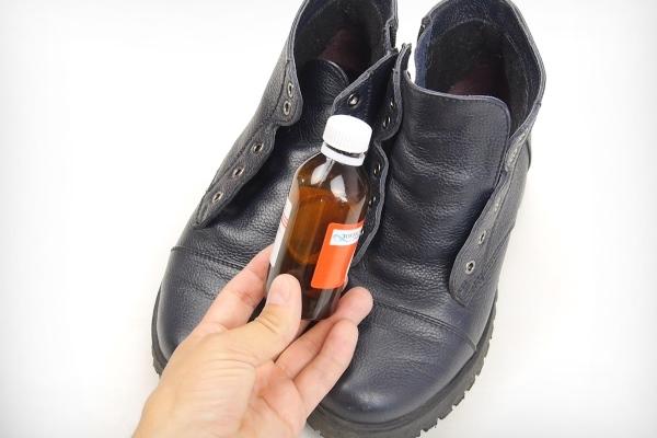 Нашатырный спирт от грибка ногтей - инструкция и отзывы