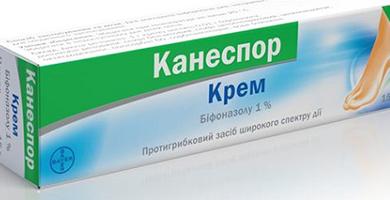 КАНЕСПОР - инструкция по применению, цена, отзывы и аналоги