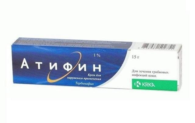 Атифин от грибка ногтей: инструкция по применению, цена, отзывы