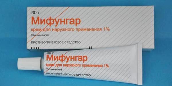 МИФУНГАР - инструкция по применению, цена, отзывы и аналоги