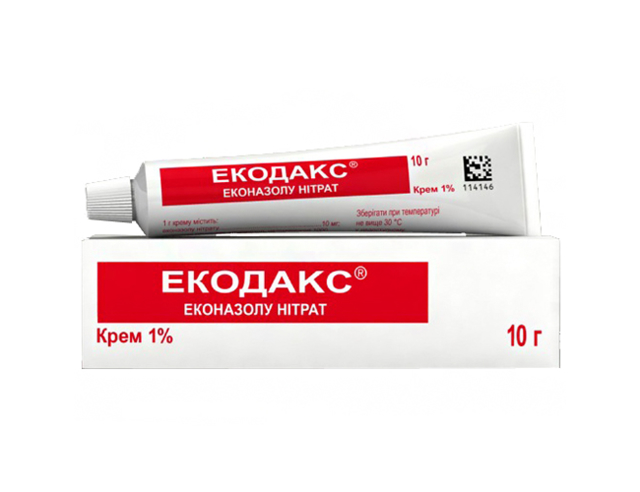 ЭКОДАКС - инструкция по применению, цена, отзывы и аналоги