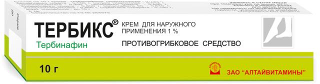 ТЕРБИКС - инструкция по применению, цена, отзывы и аналоги