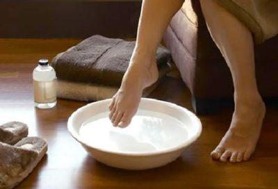 Народная медицина грибок пальцев ног