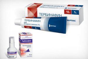 ТЕРБИНАФИН-МФФ - инструкция по применению, цена, отзывы и аналоги