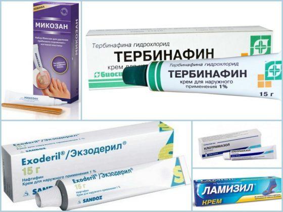Грибок между пальцами ног: фото, мази, эффективное лечение, препараты, как выглядит, народные средства, отзывы, стадии, симптомы