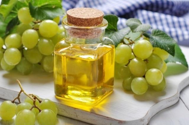 8 виноградных масок для лица от морщин, с маслом, из косточек, для увядающей кожи