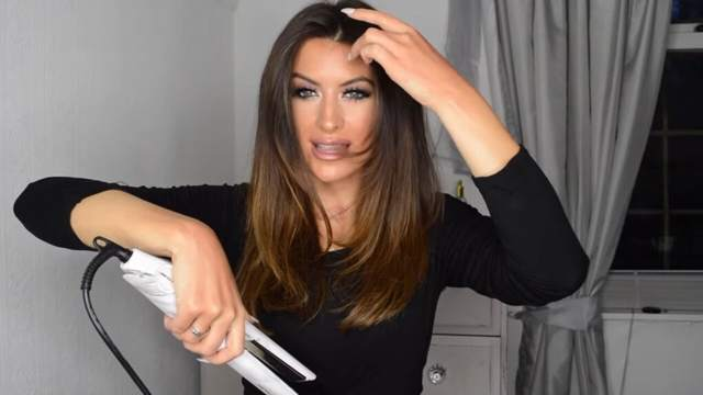 Кудри на карандаш: кудряшки с утюжком на длинные, как накрутить волосы