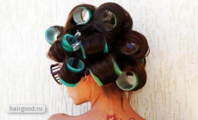 Бигуди-липучки: как пользоваться для прикорневого объема на средние, как накрутить на короткие волосы у корней, как использовать