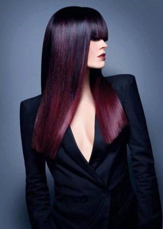 kydra - краска для волос sweet color, отзывы о Кедра, окрашивание Кудра, палитра Кидра голубика, тонировка шампунем, тонирование