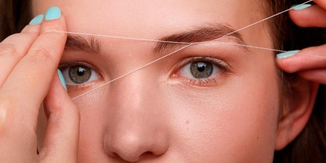 Удаление волос ниткой: эпиляция нитью, как убрать, как делать депиляцию в домашних условиях, как выщипать, бритье-выщипывание, как удалить