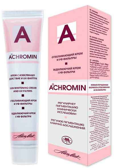 Отбеливающий крем и мазь от пигментных пятен в аптеке: отзывы о Меланатив от веснушек, Скинорен от пигментации, Меланозим, Кора, Орифлейм, Акрихин