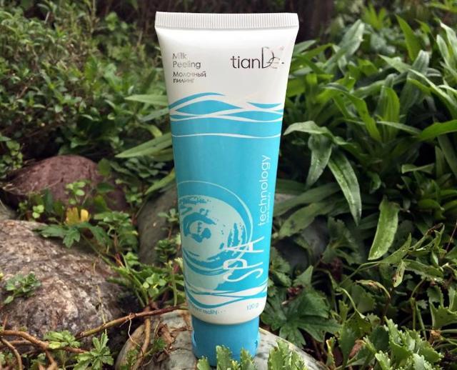 Тианде пилинг для лица: отзывы о молочной скатке tiande