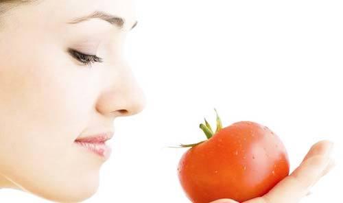 Помидор для лица: маска помидорная от морщин от прыщей